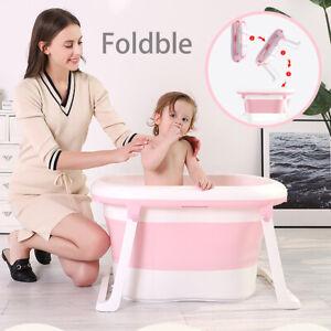 Baby-Tub-Children-Folding-Baby-Infant-Newborn-Supplies-Portable-Bathtub-79x50CM