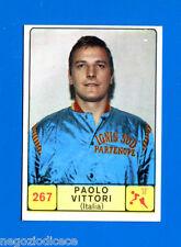 Figurina/Sticker CAMPIONI DELLO SPORT 1968/69 n. 267 - VITTORI - ITALIA -rec