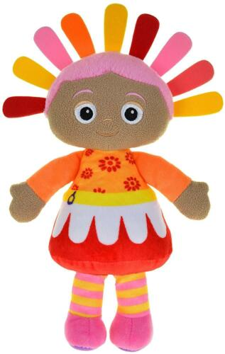 In the Night Garden 1646 Baby and Toddler Talking Plush Upsy Daisy Toy