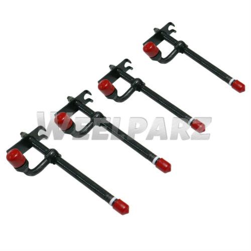 4Pcs A140829 A51234 Diesel Injectors 20671 for Case IH 580C 188 207 D-188 Motor