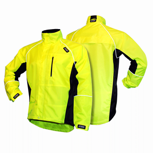 All Weather Jacket Yellow /& Black-XL Evolution II