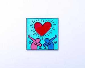 Enamel-Pin-Keith-Haring-Fan-Art