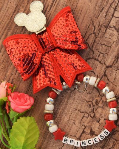 Personalised stunning pram charm in red colour  gift bling diamond dum