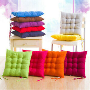 Decor Hot Soft Kitchen Office Thicken Pad Chair Cushion Tie on Seat Dining Room