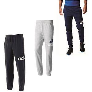 2d0b08cdf69d31 Das Bild wird geladen adidas-Essentials-Performance-Logo-Jogginghose -Sporthose-Trainingshose-Herren