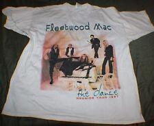 Vintage Fleetwood Mac T Shirt The Dance 1997 Reunion Tour Stevie Nicks Rock XL