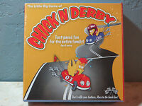 Chick N Derby Family Race Board Game Sealed