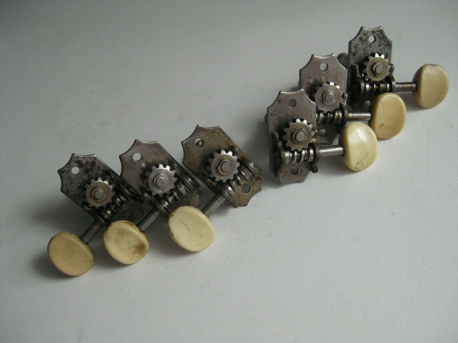 Vintage 50's Gibson SG Les Paul Tuners Set by Kluson for Project