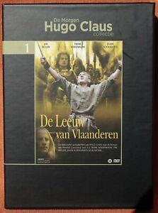 DE LEEUW VAN VLAANDEREN // JAN DECLEIR - JO DE MEYERE   -  !!! DVD + BOOKLET !!!