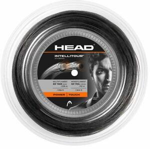 (0,55 €/m) Head Intellitour 16 1,30 Mm 200 M Tennis Cordes-afficher Le Titre D'origine