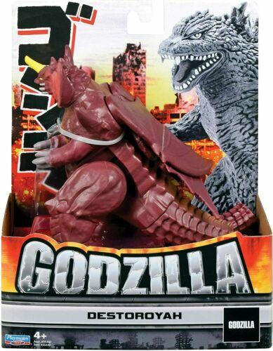 Godzilla 2020 LIEFERBAR Godzilla Destoroyah 17 cm Actionfigur King Kong VS