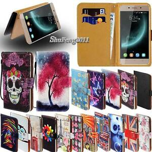 Details about For Various XGODY Models Leather Stand Flip Wallet Cover  Mobile Phone Case