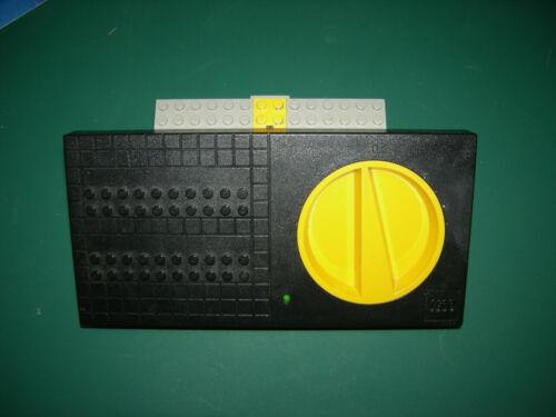 Lego City Eisenbahn #4548 - Lego 9V Geschwindigkeitsregler !!!