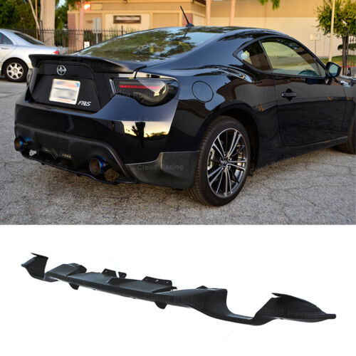 12-16 Oe-Style Posteriore Diffusore ABS Per 2012-2016 Scion Frs Air Flow Stile