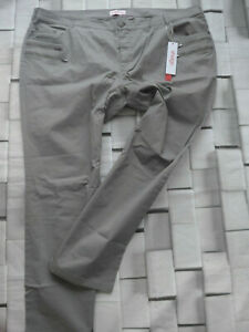 Sheego-Trousers-Cloth-Pants-Grey-Size-46-to-58-Long-and-Normal-045-111