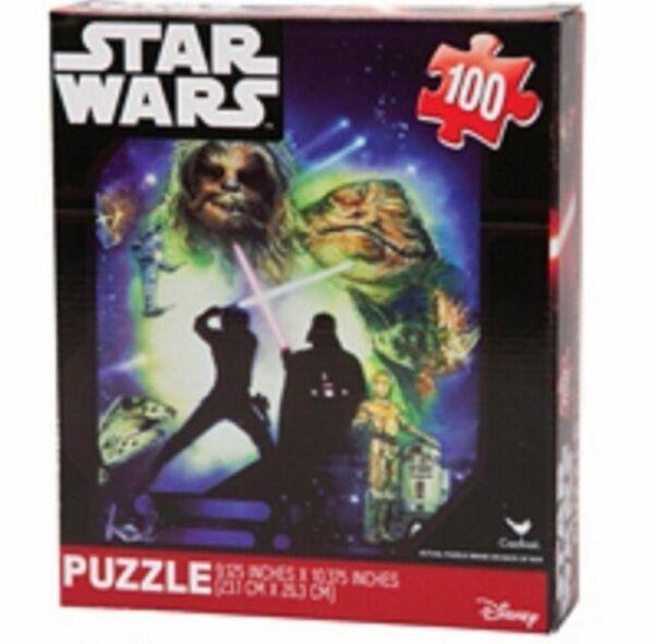 Precious Cargo 100 Piece Jigsaw Puzzle Star Wars