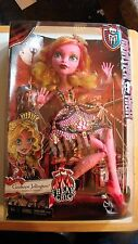 NEW! Monster High GOOLIOPE JELLINGTON - Daughter of Unknown- FREAK DU CHIC -NIB!