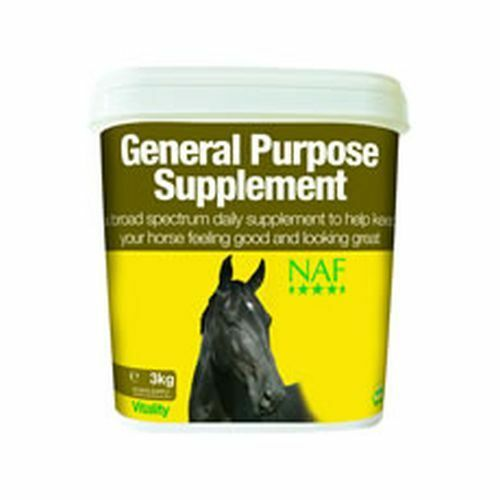 NAF GENERAL PURPOSE SUPPLEMENT - 3 KG - NLF0066