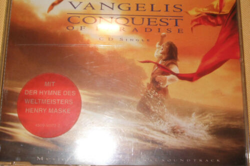 1 von 1 - Vangelis: Conquest of Paradise (Single)