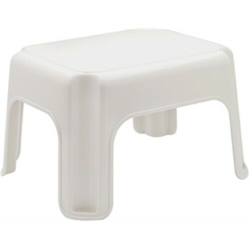 Stupendous Rubbermaid Fg420087Bisqu Roughneck Step Stool Bisque Inzonedesignstudio Interior Chair Design Inzonedesignstudiocom