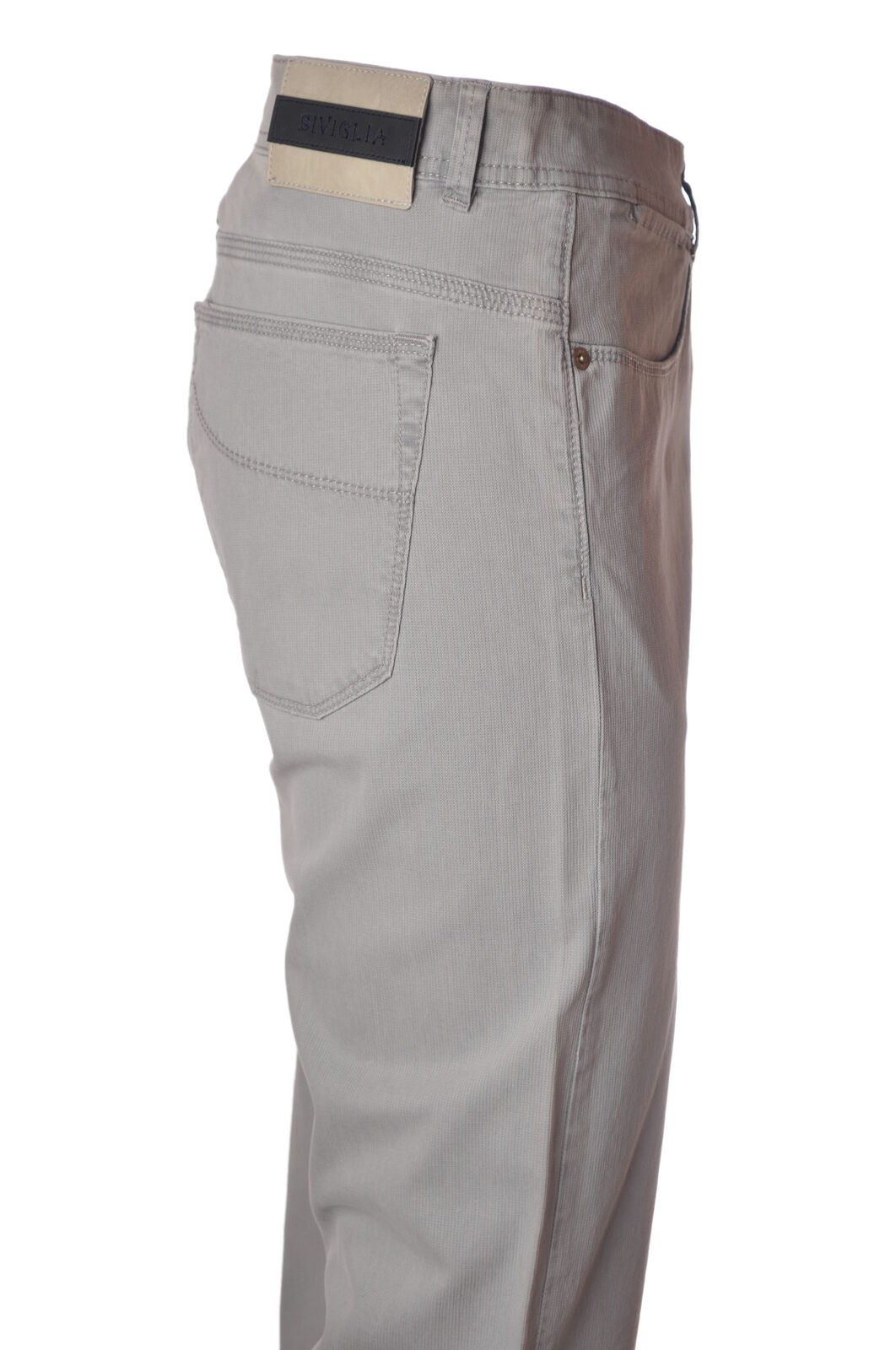 Siviglia - Hose-Hosen - Mann - grey - 4697011M180811