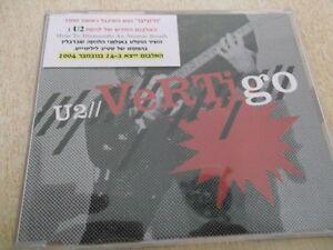 U2  vertigo  1TR     ISRAEL   ISRAELI PROMO CD SINGLE