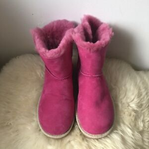 4f5887f74de Details about NWOB! UGG Australia Selene Rope Bailey Bow boots (Size 6)