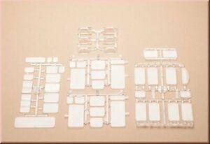 Auhagen-48251-Fensterscheiben-Oberlichte-in-H0-TT-Bausatz