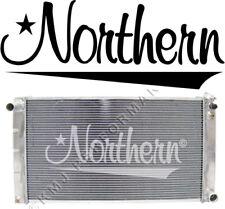 205055 Northern 64-85 GM OLDSMOBILE PONTIAC CARS 73-98 GM TRUCKS ALUM RADIATOR