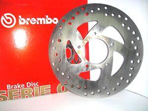 BRAKE-DISC-FRONT-BREMBO-68B40730-GILERA-RUNNER-VXR-200-2001-2002-2003-2004