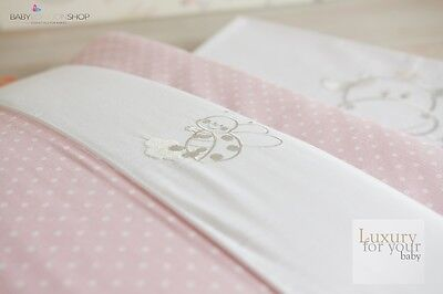 BABY TERRY TOWELLING FITTED SHEET FOR COT OR COT BED 120 x 60cm 47.2/'/' x 23.6/'/'