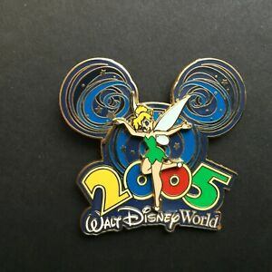 WDW-2005-Collection-Tinker-Bell-Disney-Pin-33961