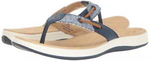 5a2c707d62b115 SPERRY WOMEN S TOP SIDER J17 60304 THONG SEABROOK SURF FLIP FLOP ...