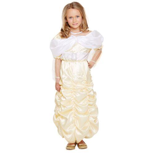 Beauté princesse déguisement costume jolie tenue livre semaine jour queen enfant