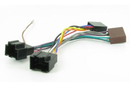 Ct20cv01 Chevrolet Captiva 06-14 ISO Stereo Unidad Principal cableado Adaptador Plomo