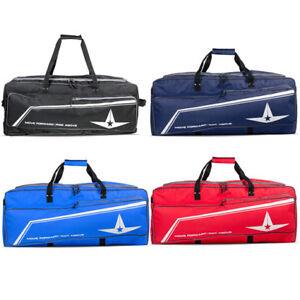 All-star Pro Advanced Deluxe Catcher s Duffel Bag Allstar Catching ... d63f2acedf