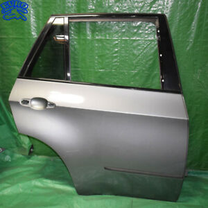 DOOR-FRAME-ASSEMBLY-SHELL-SKIN-REAR-RIGHT-BMW-E70-X5-07-12