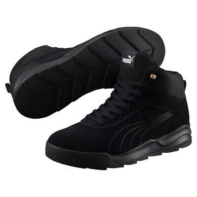 Puma Herren Desierto Sneaker Winterschuh Boots gefüttert