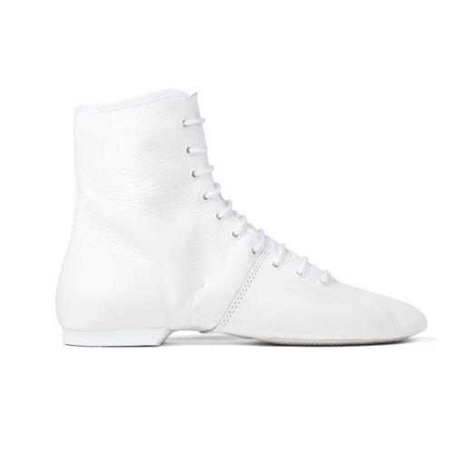 Rumpf 4125 HIT II Garde Tanzstiefel Mariechen Stiefel Show Akrobatik sw weiß