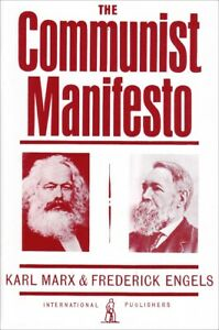 El-manifiesto-del-Partido-Comunista-por-Frederick-Engels-y-Karl-Marx-1948-libro-de-bolsillo