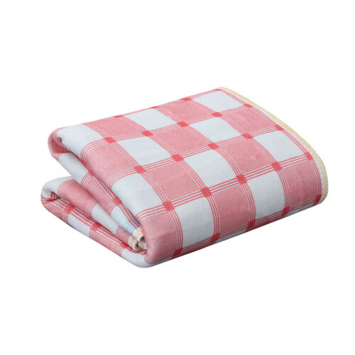Electric Heated Blanket Warm Winter Cover Car Throw Rug Camping 1.5X0.7//1.5X1.2M