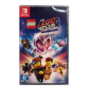 The Lego Movie 2 Videogame Nintendo Switch 2019 Chinese English Factory Sealed 5051892220118 Ebay