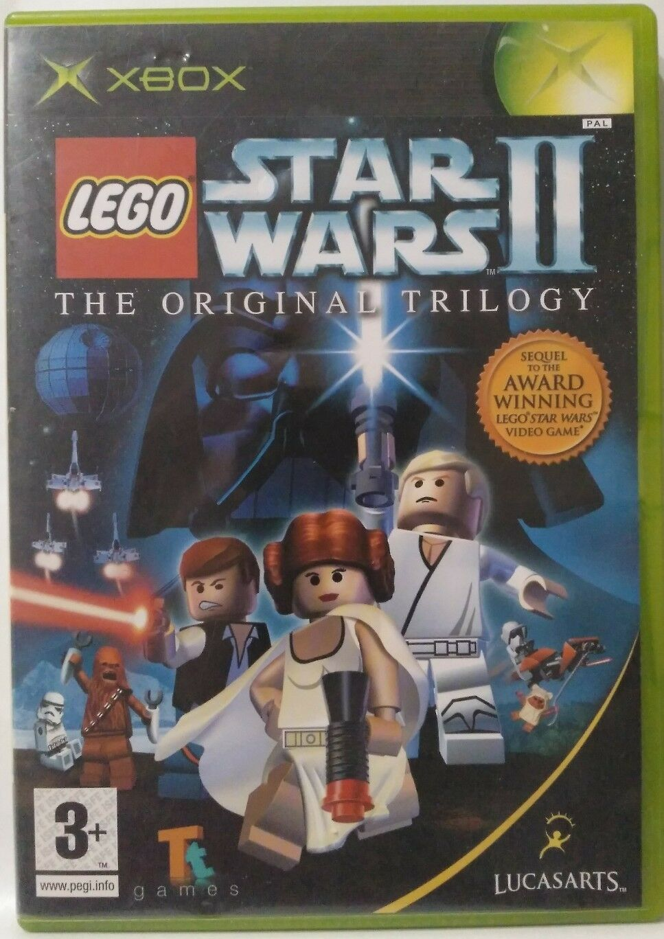 Lego Star Wars II. The Original Trilogy. - jeu StarWars