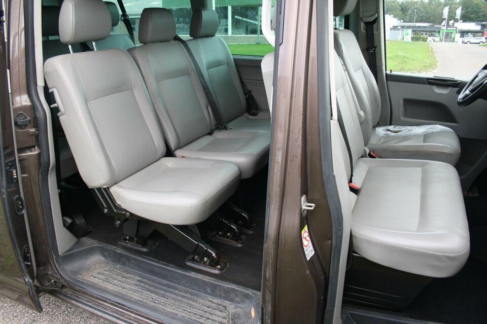 VW Caravelle 2,0 TDi 140 Trendl. DSG lang Diesel aut.