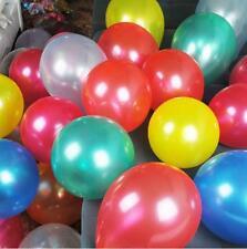 "10 pcs mixed color 10"" Birthday Wedding Party Decor Latex Pearl Balloons (A12)"