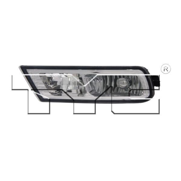 Fog Light-Assembly Left TYC 19-6008-00 Fits 10-13 Acura
