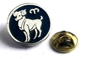 Aries Signe Astral Artisanal English Badge Pins à Goupille pezJfACr-09164854-879152436