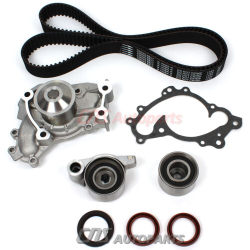"/""HNBR/"" Timing Belt Water Pump Kit For 01-10 Toyota Lexus 3.3L 3MZFE 3.0L 1MZFE"