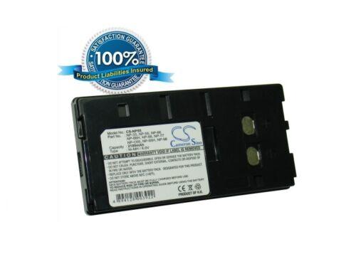 Batería Para Sony ccd-trv14e ccd-tr506 ccd-tr705 Ccd-tr50e ccd-trv212 ccd-fx700e