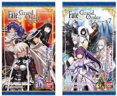 Fate Achilles SR Rider Grand Order Wafer Card Part 7 21